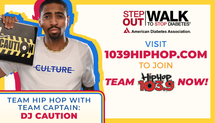 Step out walk to stop diabetes radio one philly